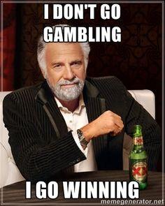 gambling meme