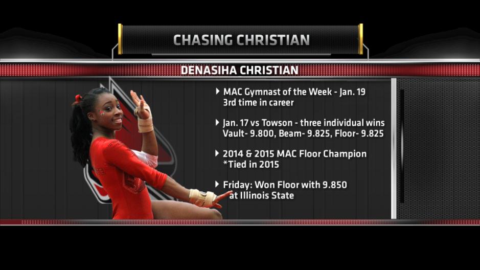 Chasing Christian