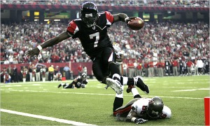 Michael Vick back when he was Michael Vick.