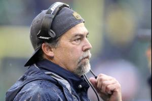 Rams coach Jeff Fisher looks like a cast member off deadliest catch. With Jared Goff as his quarterback, he'll be in a lake near you.
