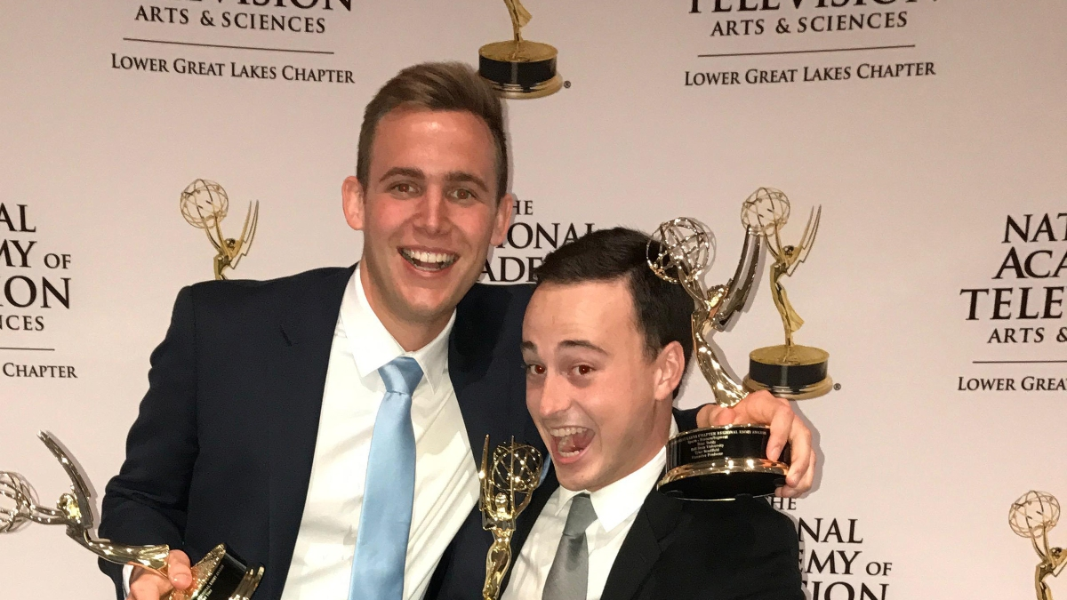 Embrace The Journey: Emmy Award Winner?